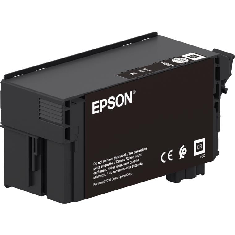 Epson SureColor SC-T3100N/5100 UltraChrome XD2  Black Ink 80ml