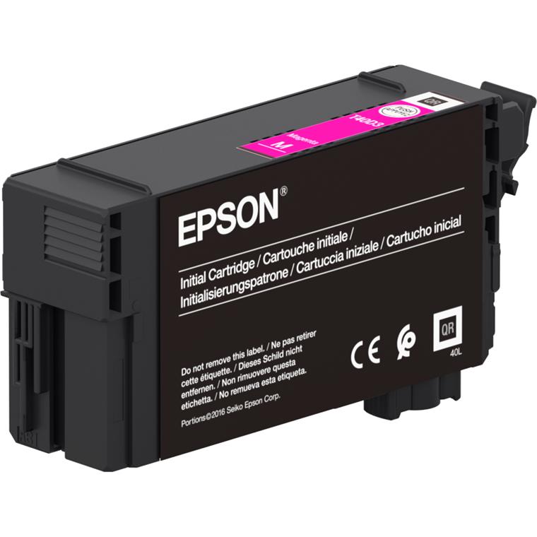 Epson SureColor SC-T3100N/5100 UltraChrome XD2  Magenta Ink 50ml