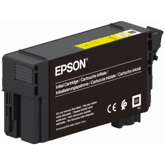 Epson SureColor SC-T3100N/5100 UltraChrome XD2  Yellow Ink 26ml