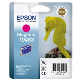 Epson T0483 Magenta Cartridge