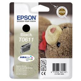Epson T0611 Black Ink Cartridge