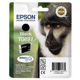 Epson T0891 Black Ink Cartridge 5,8 ml
