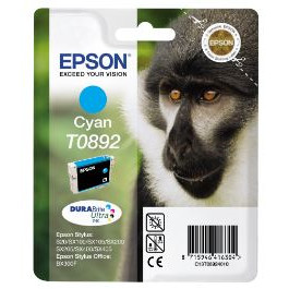 Epson T0892 Cyan Ink Cartridge 3,5ml