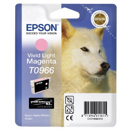 Epson T0966 Vivid Light Magenta Ink Cartridge