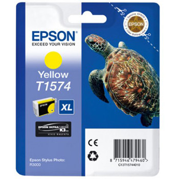 Epson T1574 Yellow ink
