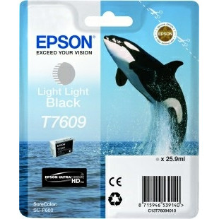 Epson T76094010 Light Light black Ink Cartridge