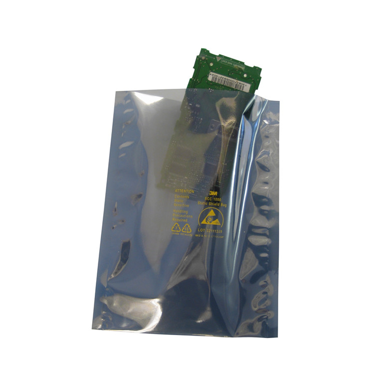 ESD shielding pose uden lynlås - 152 x 254 mm 6 x 10 100 stk i pakken