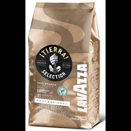 Espressobønner Lavazza Tierra - 1 kg. pr. pose