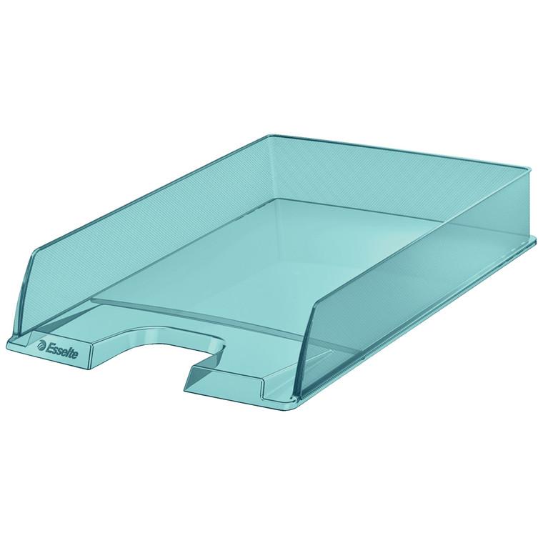 Esselte Brevbakke Colour'Ice stabelbar PS blå