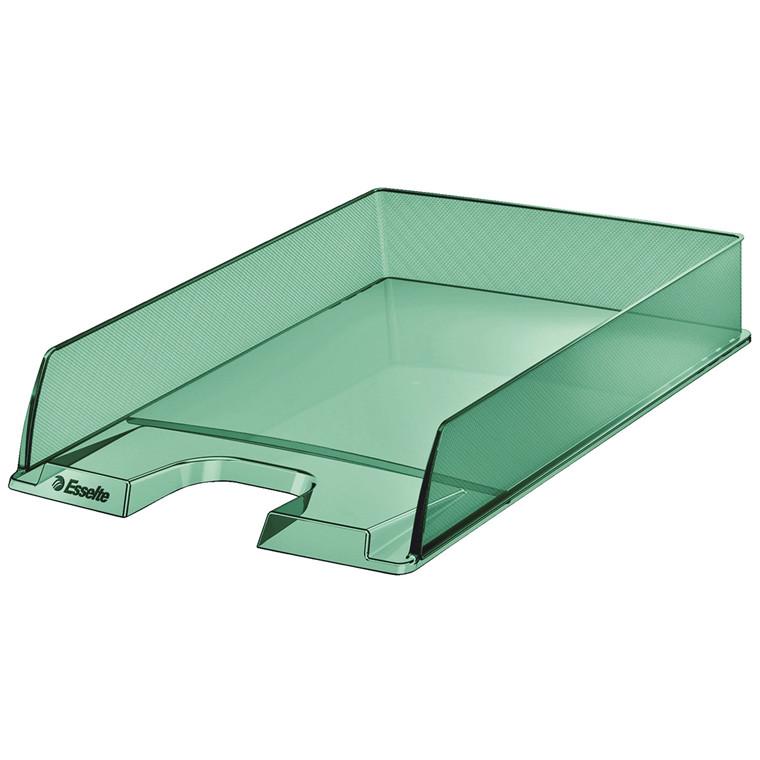 Esselte Brevbakke Colour'Ice stabelbar PS grøn