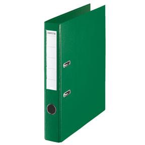 Esselte LAF Binder w/o shoe PP A4/50mm green