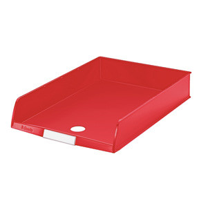 Esselte A4 brevbakke rød - 623550