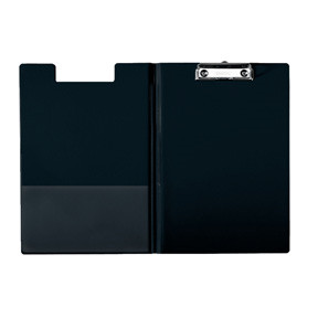 Esselte Clipboard  with front Cover black