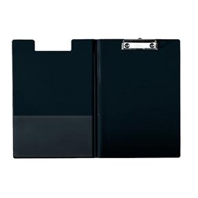 Clip board A4 med forside Esselte - sort