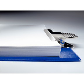 Esselte Clipboard w/out frontCover big capacblue