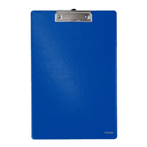 Esselte Clipboard  w/out frontCover blue
