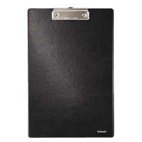 Clip board A4 Esselte - sort