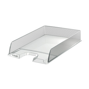 Esselte Letter tray Europost Glass Clear