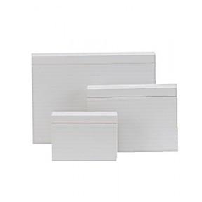 Esselte Index/memo Card A6 ruled (100)