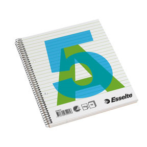 Esselte College pad A5 70g/70 sheets ruled