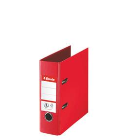 Esselte Binder LAF No1 Power PP A5/75mm red