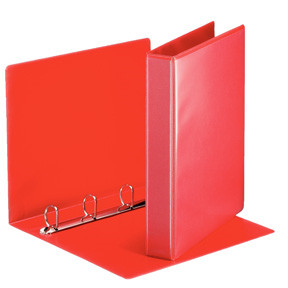 Esselte Binder panorama A4 4DR/30mm 2 pock red