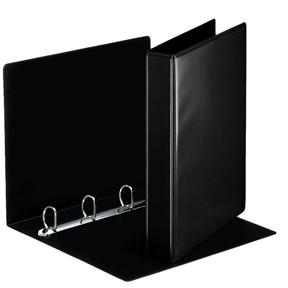 Esselte Binder panorama A4 4DR/30mm 2 pock black