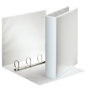 Esselte Binder panorama A4 4DR/40mm 2 pock white