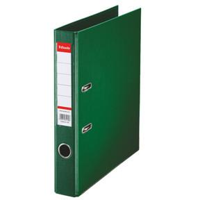 Brevordner A4 Esselte Standard med 50 mm ryg - Grøn