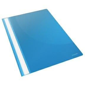 Esselte tilbudsmapper A4 blå 28334 - 5 stk i pakke