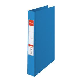 Esselte Vivida Ringbinder PP A4 4RR/25mm blue