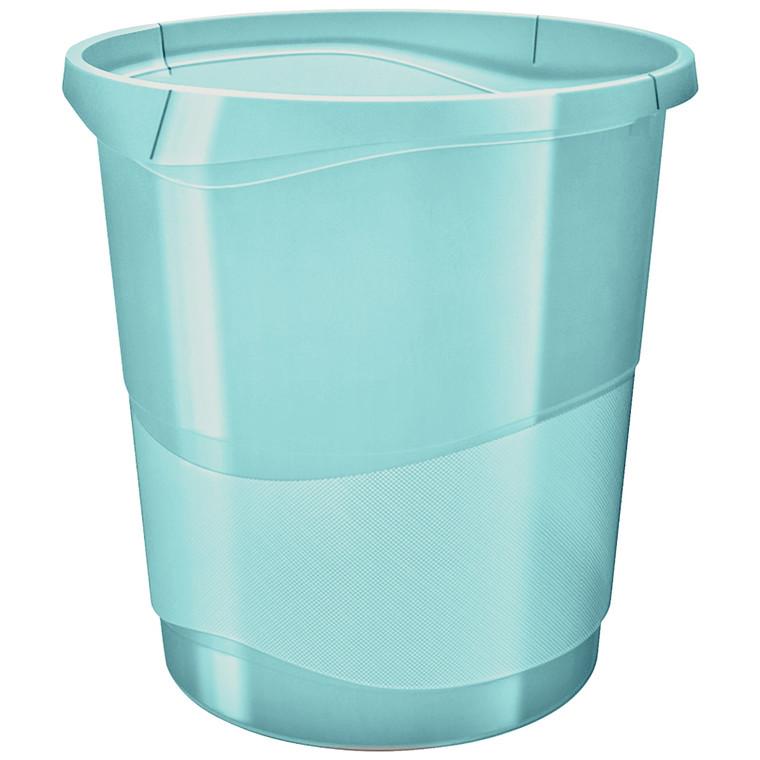 Esselte Papirkurv Colour'Ice 14L blå