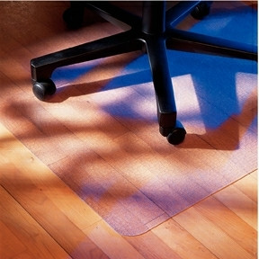 Stoleunderlag - Esselte til hårde gulve 100 x 120 cm