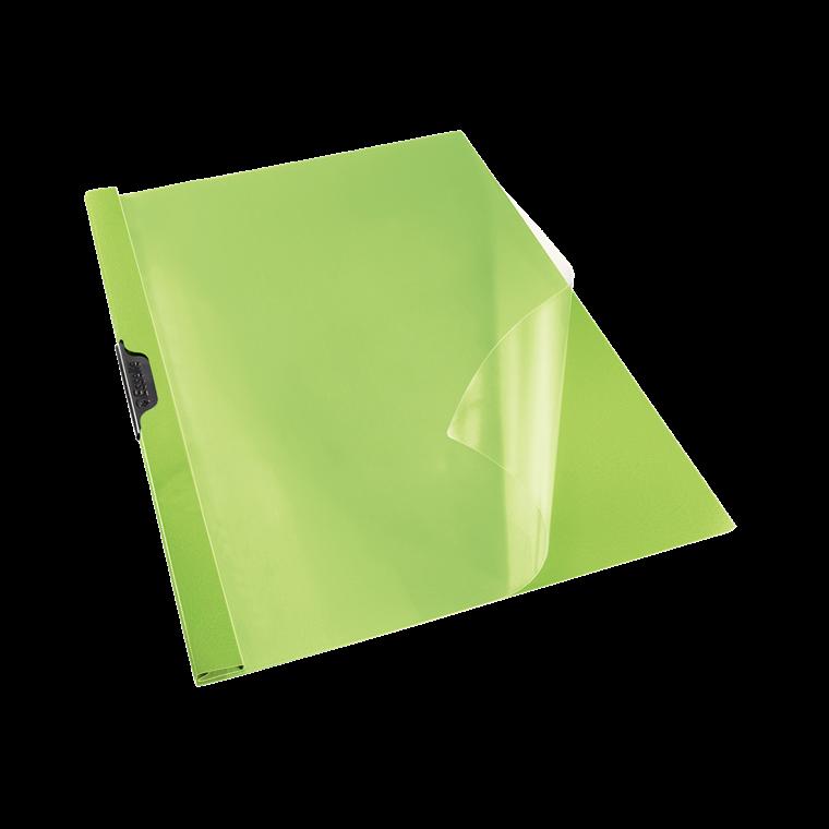 Esselte Universalmappe A4 grøn med klemryg - 563760