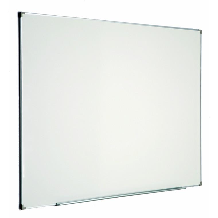 Esselte Whiteboardtavle - hvid lakeret med aluramme 90 x 120 cm