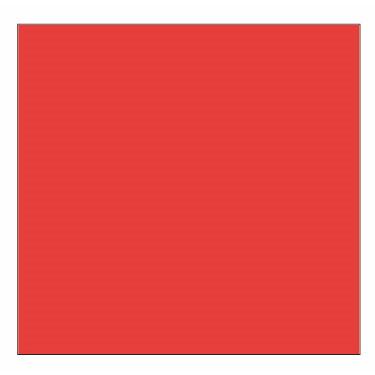 Etiket - Meto 29 x 28 mm fluor. rød perm. lim 2 - 700 stk