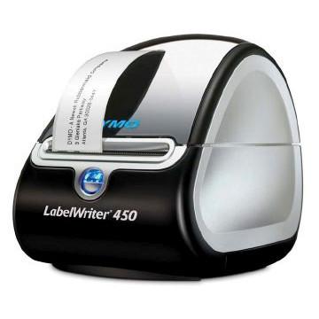 Etiketprinter DYMO Label Writer 450 USB + Serial