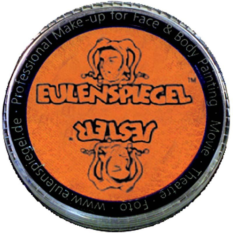 Ansigtsmaling - Eulenspiegel - Pearlised orange - 3,5 ml