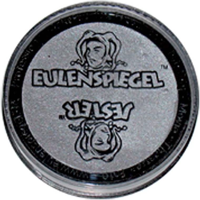 Ansigtsmaling - Eulenspiegel - Pearlised platinum - 3,5ml