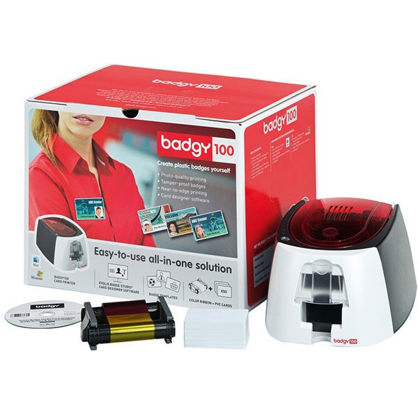 Evolis Badgy Badgy 100 plastkortprinter
