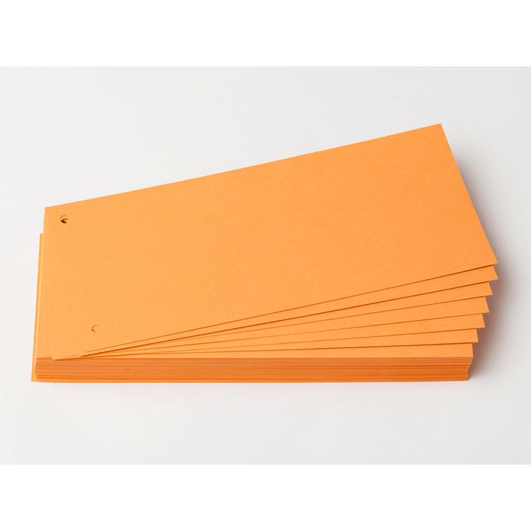 Faneblade OD karton orange 10,5x24cm 190g 100ark/pak
