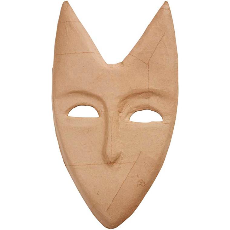 Faraomaske - 33 cm høj - 1 stk.