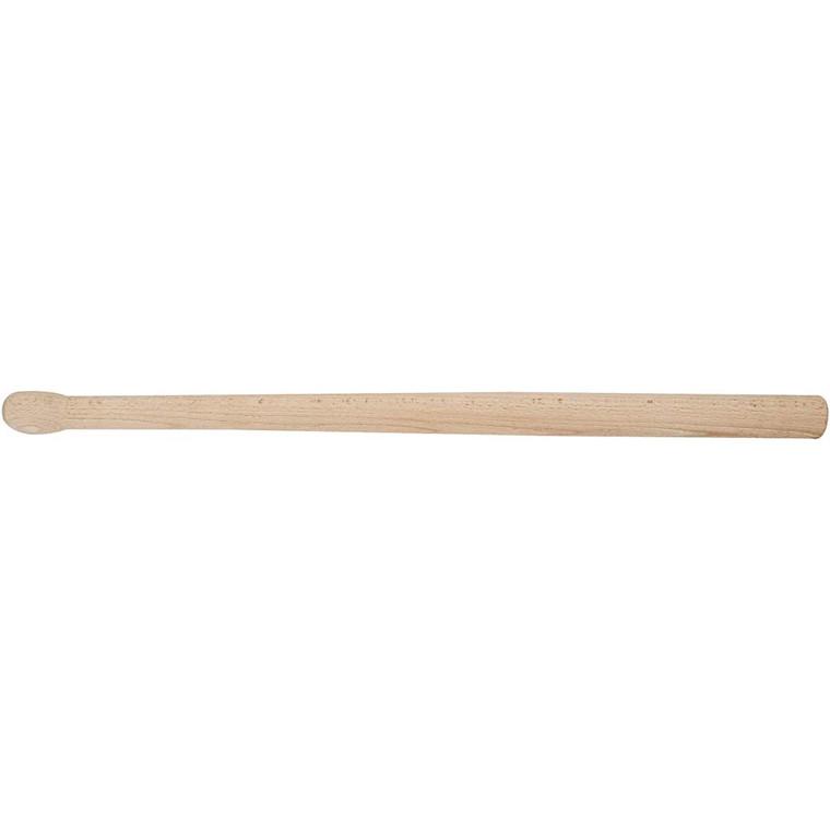 Fastelavnskølle - 60 cm lang - bøg