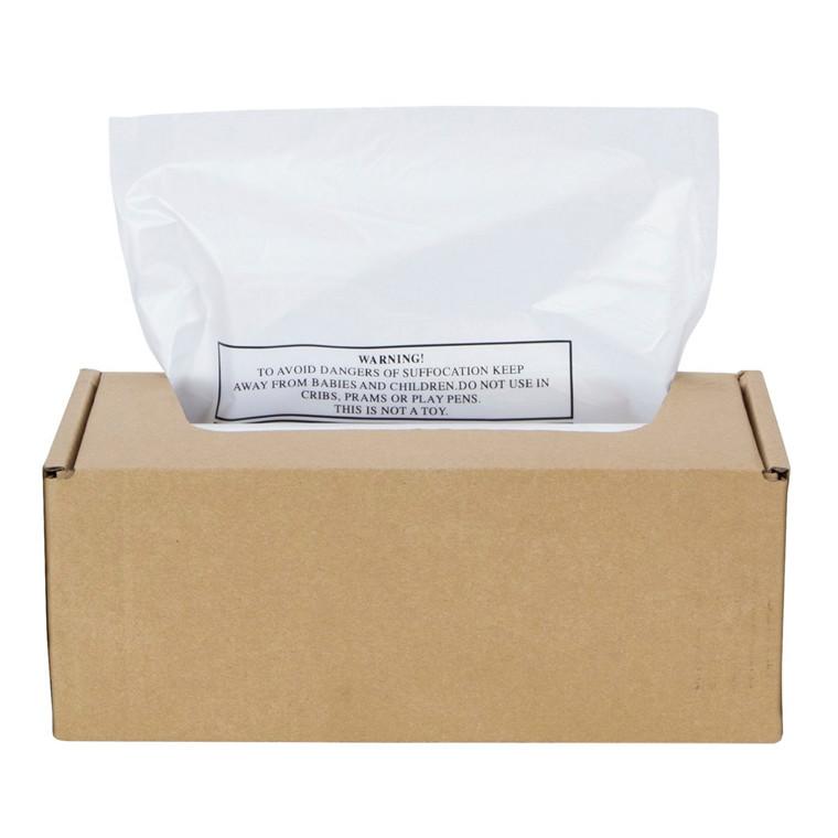 Fellowes Plastiksække - 94L til makulering - 50 stk