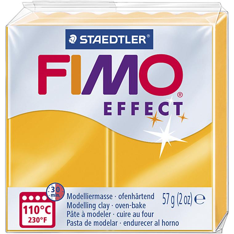 FIMO ler Effect, neon orange, 57g