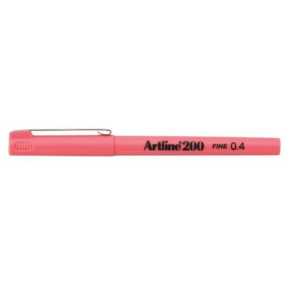 Fineliner Artline 200 Fine 0.4 magenta