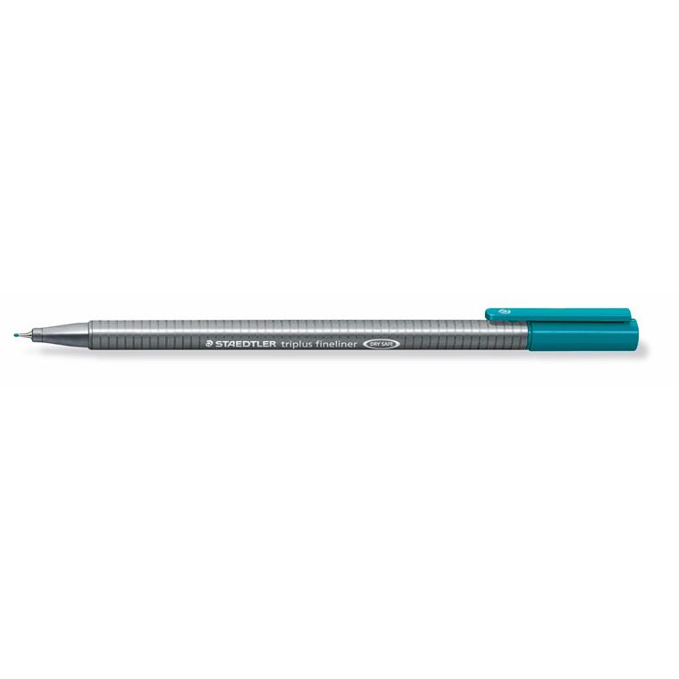 Staedtler Triplus Fineliner - Grøn 0,3 mm streg - 3345