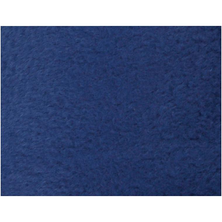 Fleece længde 125 cm bredde 150 cm blå | 200 g/m2