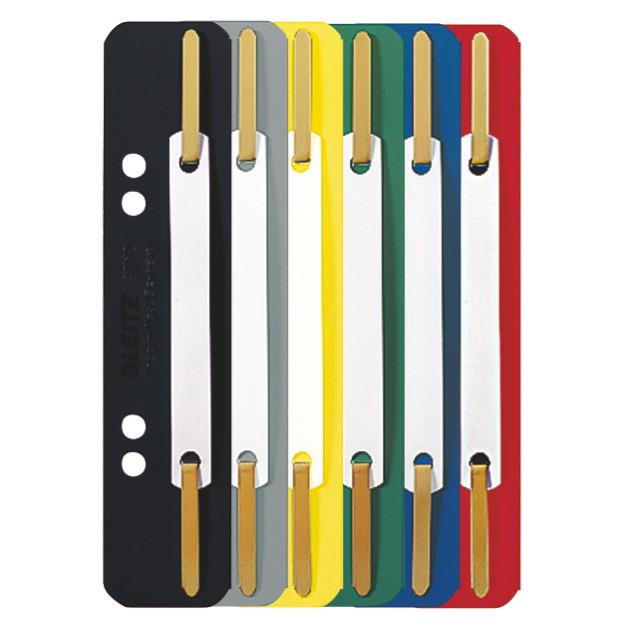 Flexi-hæfter Leitz i assorteret farver - 250 stk