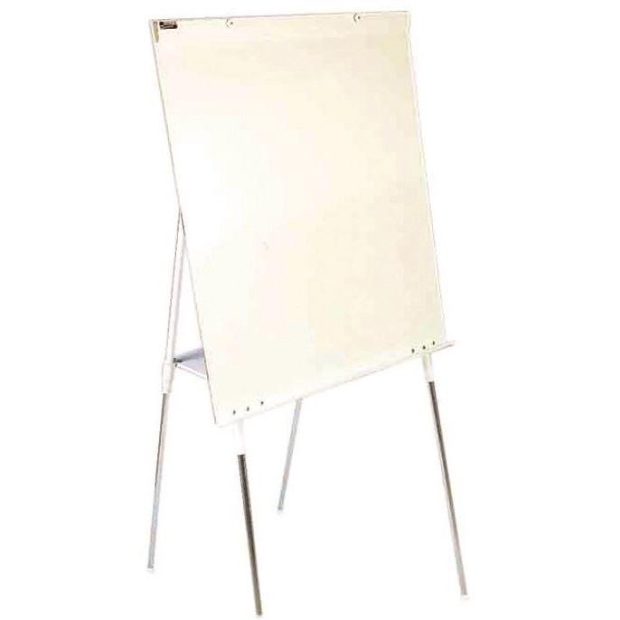 Flipover tavle - 80 x 93 cm Esselte gulvmodel med 4 ben